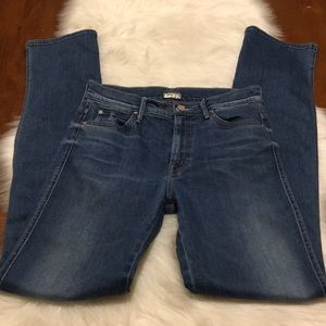 df073cbcabc0 MOTHER Jeans - MOTHER High Waisted Rascal Jeans Famous Heroine
